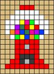 Alpha pattern #85121