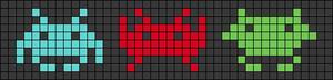 Alpha pattern #85123