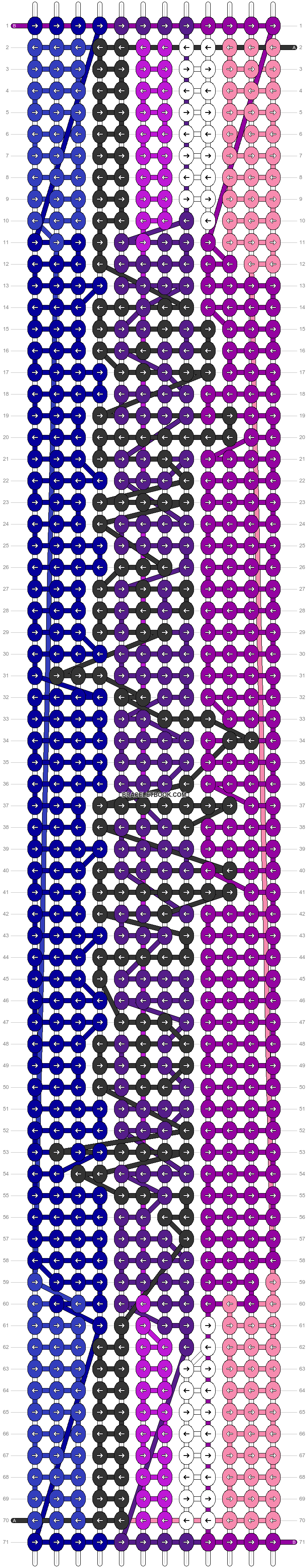 Alpha pattern #85127 pattern