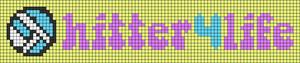 Alpha pattern #85157