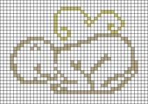 Alpha pattern #85170