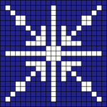 Alpha pattern #85177