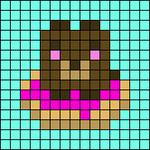 Alpha pattern #85178
