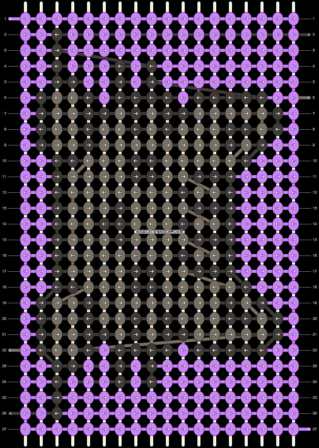 Alpha pattern #85181 pattern