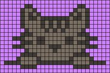 Alpha pattern #85181