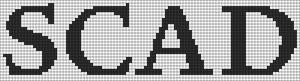 Alpha pattern #85185