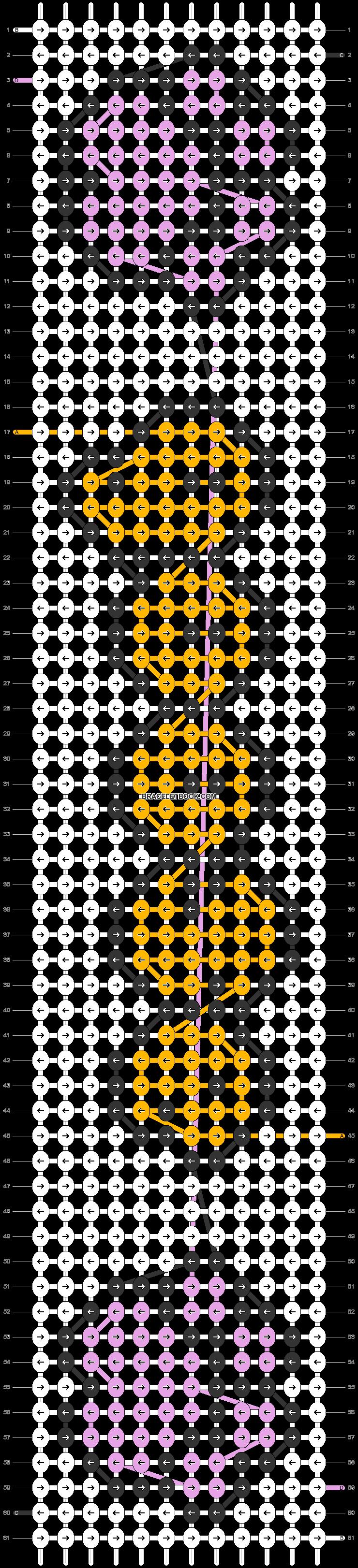 Alpha pattern #85187 pattern