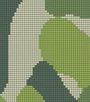 Alpha pattern #85196