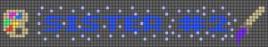 Alpha pattern #85199