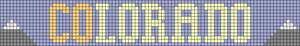 Alpha pattern #85201