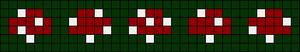 Alpha pattern #85205