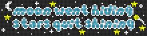 Alpha pattern #85207