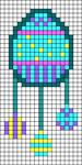 Alpha pattern #85214