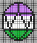 Alpha pattern #85232