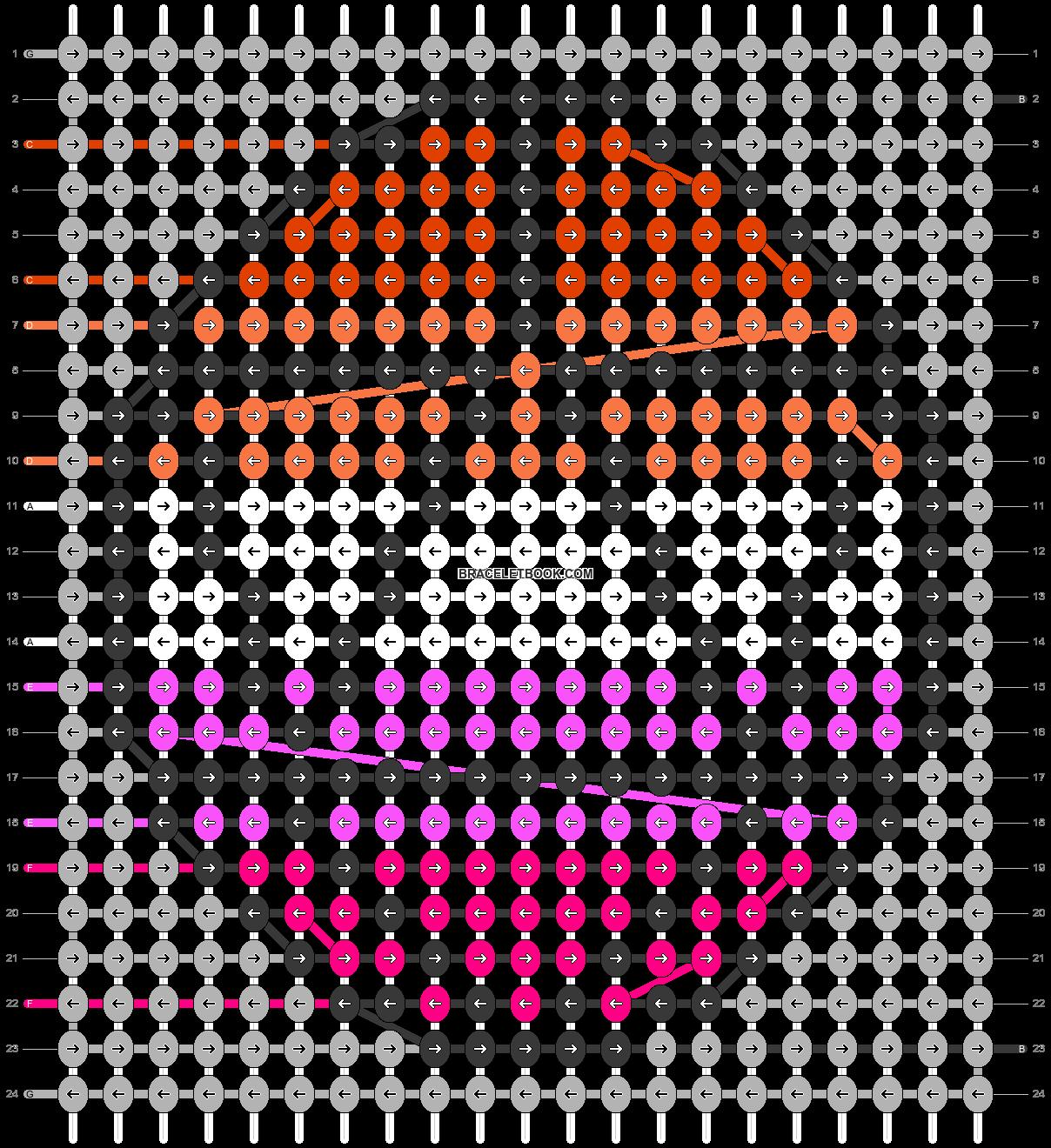 Alpha pattern #85233 pattern