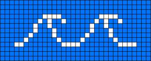 Alpha pattern #85249