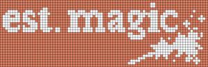 Alpha pattern #85258