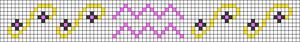 Alpha pattern #85264