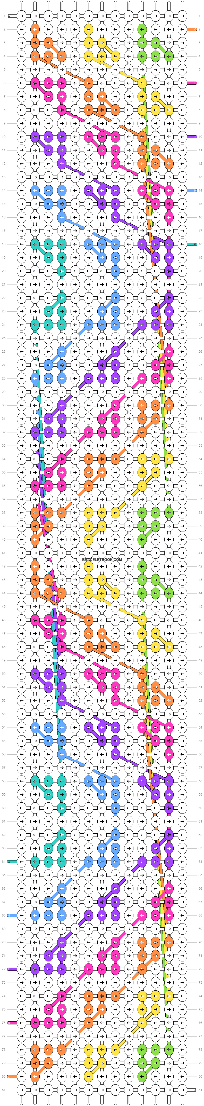 Alpha pattern #85267 pattern