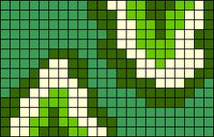 Alpha pattern #85285
