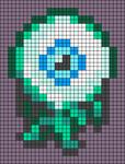 Alpha pattern #85288