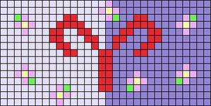 Alpha pattern #85329