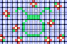 Alpha pattern #85332