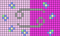 Alpha pattern #85335