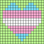 Alpha pattern #85337