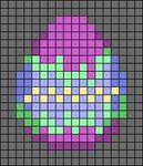 Alpha pattern #85350