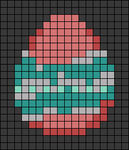 Alpha pattern #85351