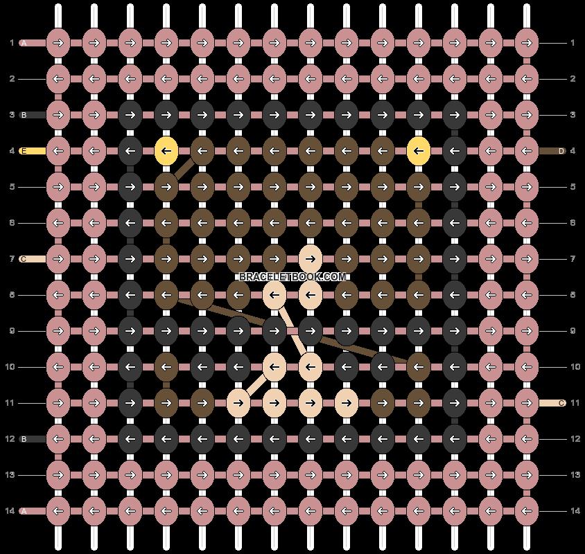 Alpha pattern #85359 pattern