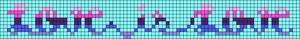 Alpha pattern #85370