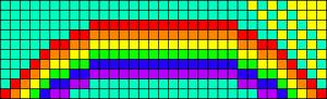 Alpha pattern #85400