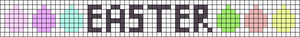 Alpha pattern #85404