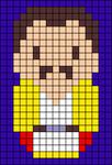 Alpha pattern #85407