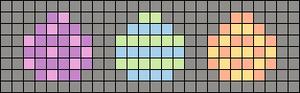 Alpha pattern #85450
