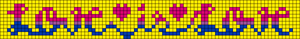 Alpha pattern #85453