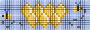 Alpha pattern #85467