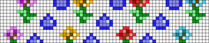 Alpha pattern #85477
