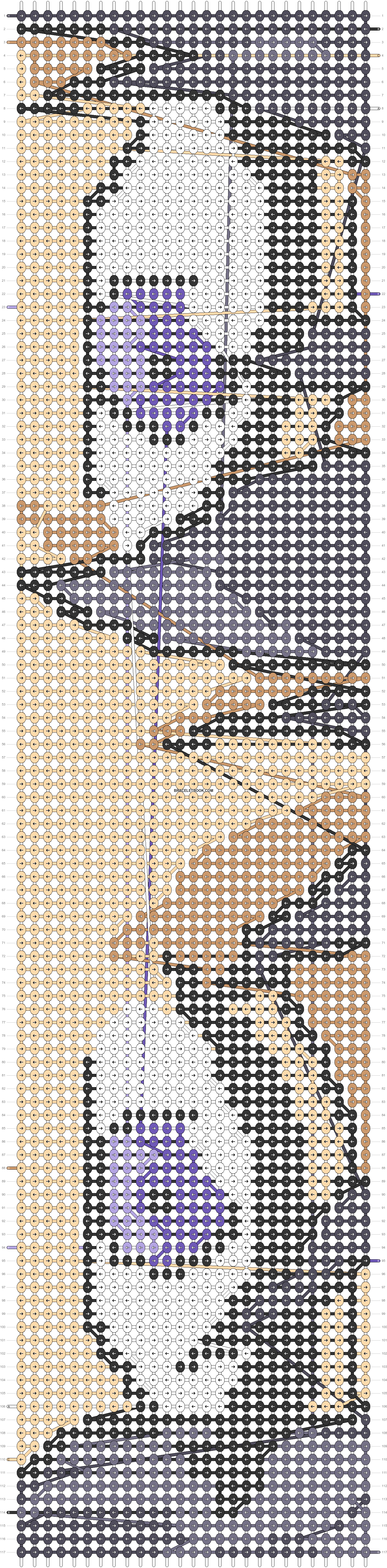 Alpha pattern #85479 pattern