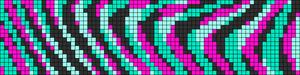 Alpha pattern #85480