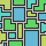 Alpha pattern #85487