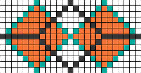 Alpha pattern #85492