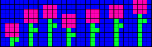 Alpha pattern #85503