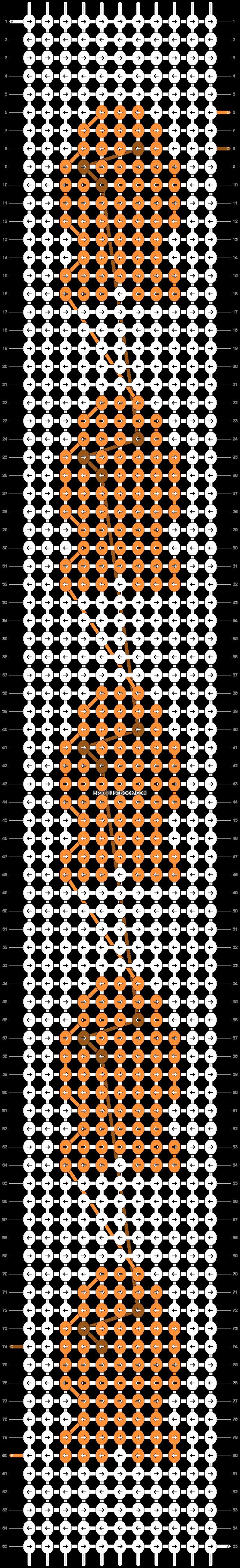 Alpha pattern #85506 pattern