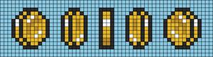 Alpha pattern #85507