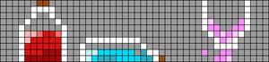 Alpha pattern #85510