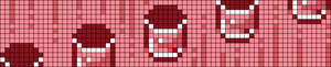 Alpha pattern #85517
