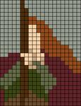 Alpha pattern #85518